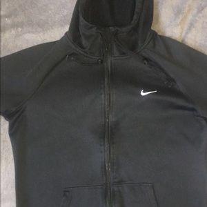 Nike Therma-fit zip up hoodie